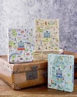 City Map New York - 250 Pieces|Talking Tables Jigsaws
